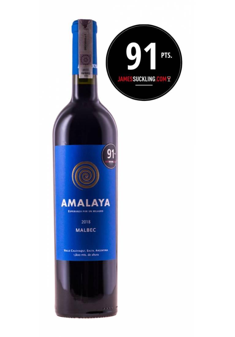 Amalaya, 2018/2019, Salta, Bodega Amalaya - wine-express.pl
