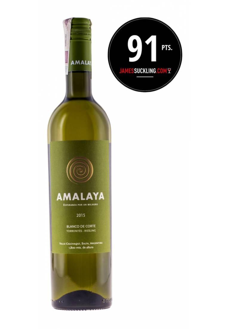 Amalaya blanco, 2019, Bodega Amalaya - wine-express.pl