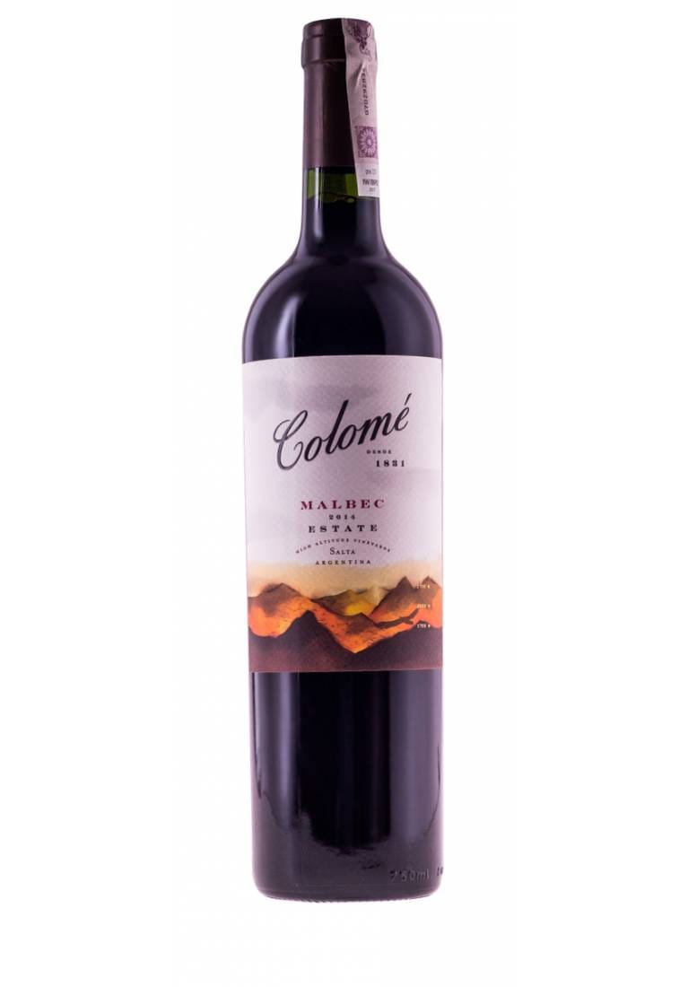 Malbec Colome Estate, 2014, Colome - wine-express.pl