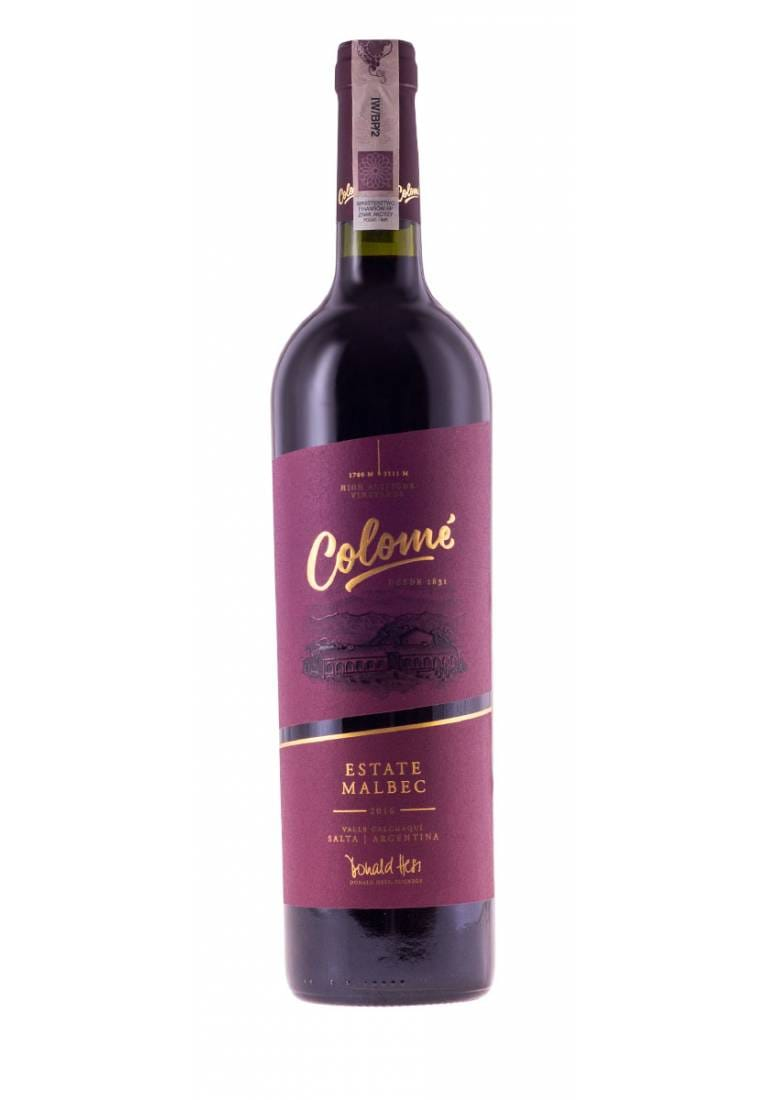 Malbec Colome Estate, 2016, Colome - wine-express.pl
