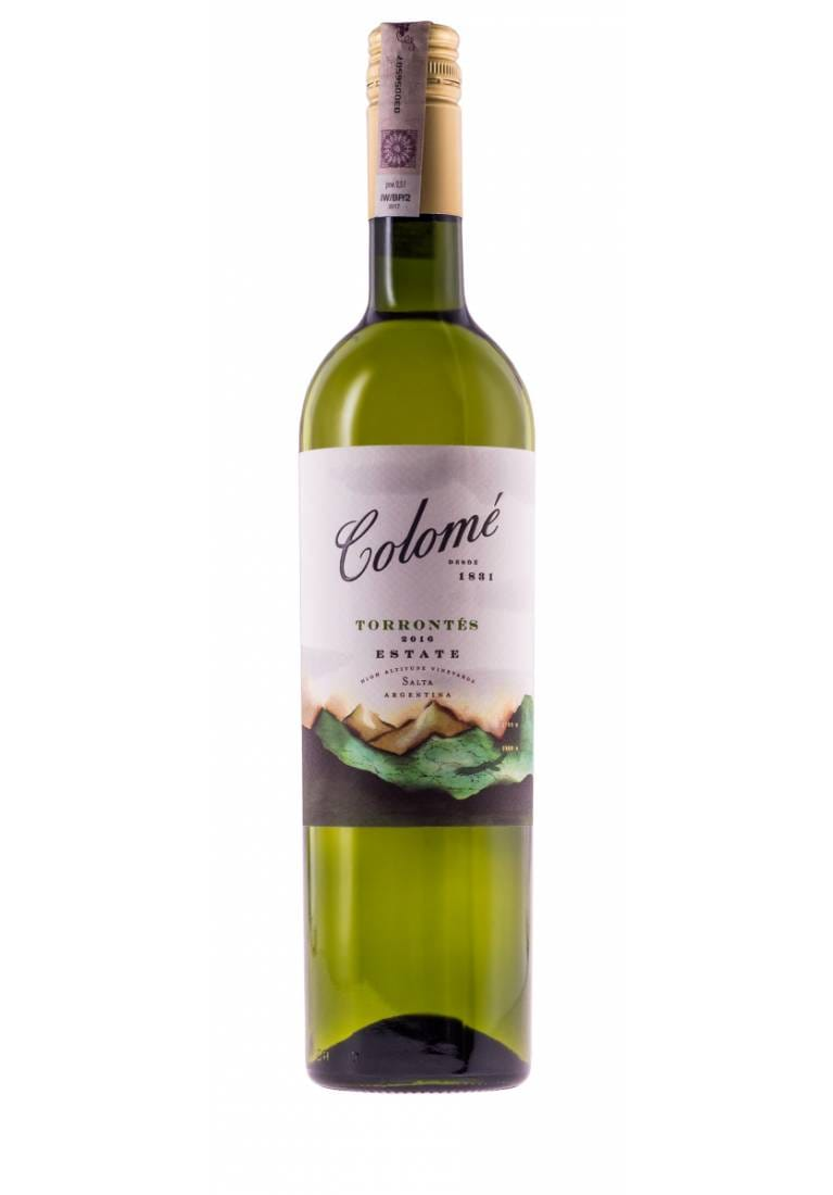 Torrontes, 2016, Salta, Colome - wine-express.pl