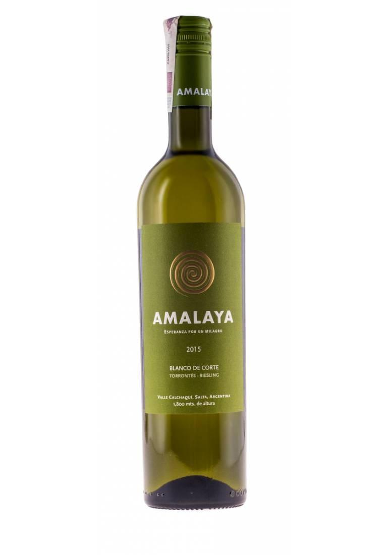 Amalaya blanco, 2016, Bodega Amalaya - wine-express.pl