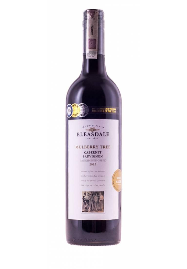 Cabernet Sauvignon, Mulberry Tree, 2018, Bleasdale - wine-express.pl