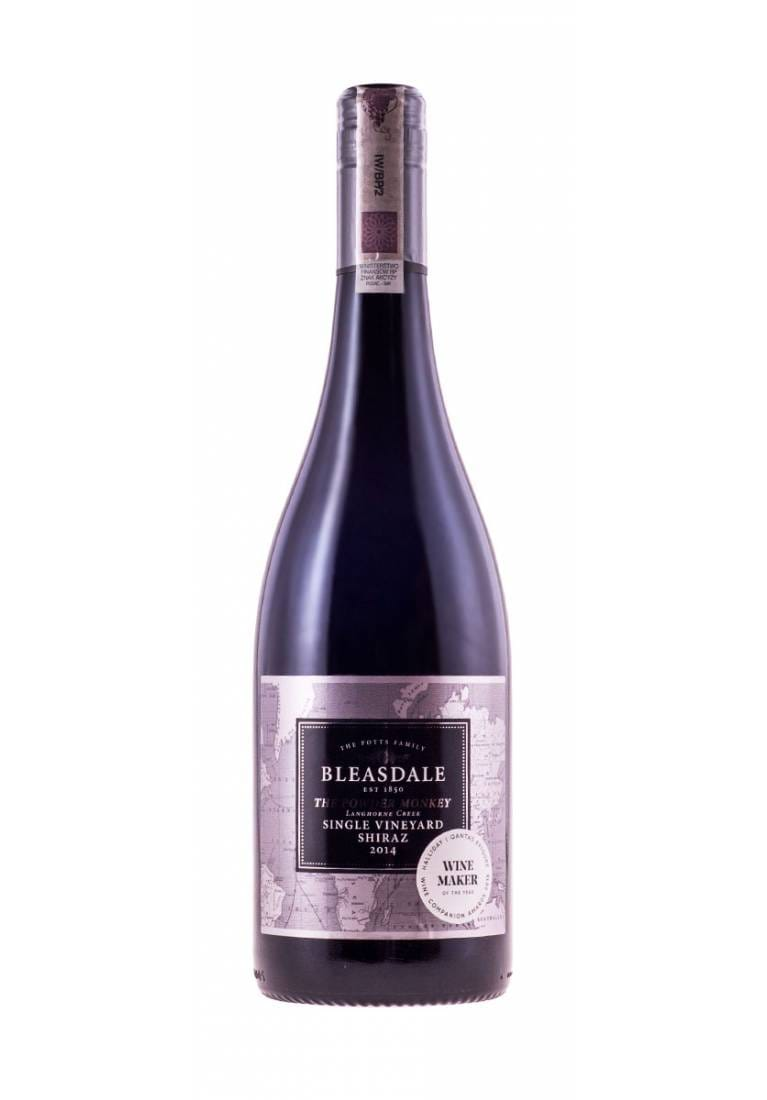 Shiraz, Powder Monkey, 2014, Langhorne Creek, Bleasdale