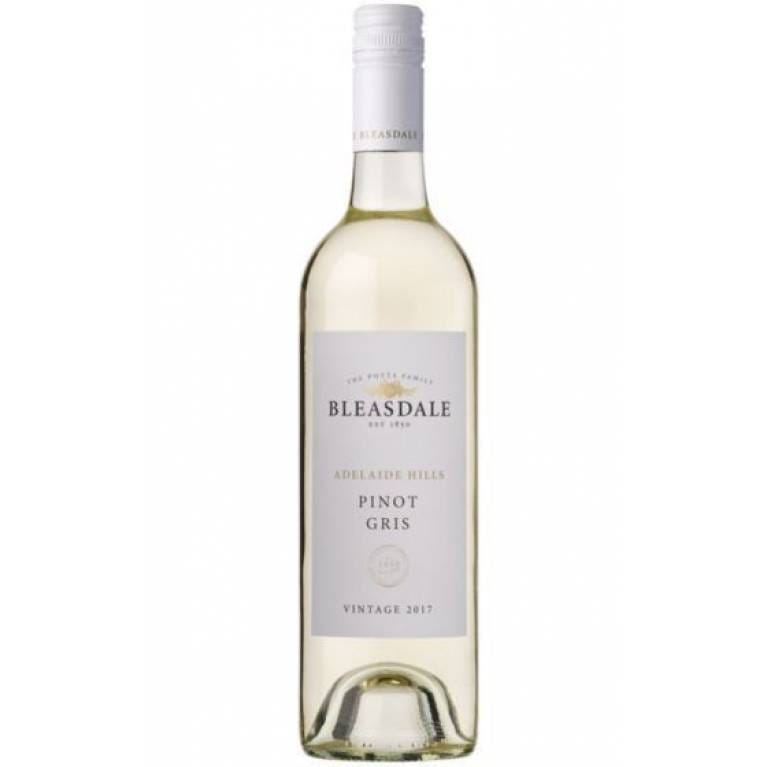 Pinot Gris, 2019, Adelaide Hills, Bleasdale