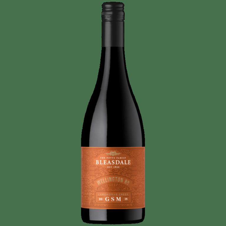 Grenache/Shiraz/Mataro, Wellington Road, 2019, Langhorne Creek,  Bleasdale