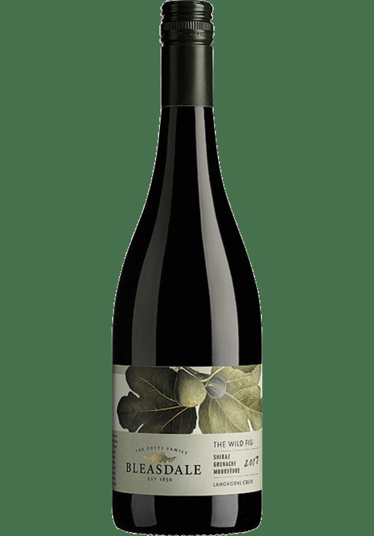 'The Wild Fig', Shiraz/Grenache/Mourvedre, 2019, Langhorne Creek,  Bleasdale