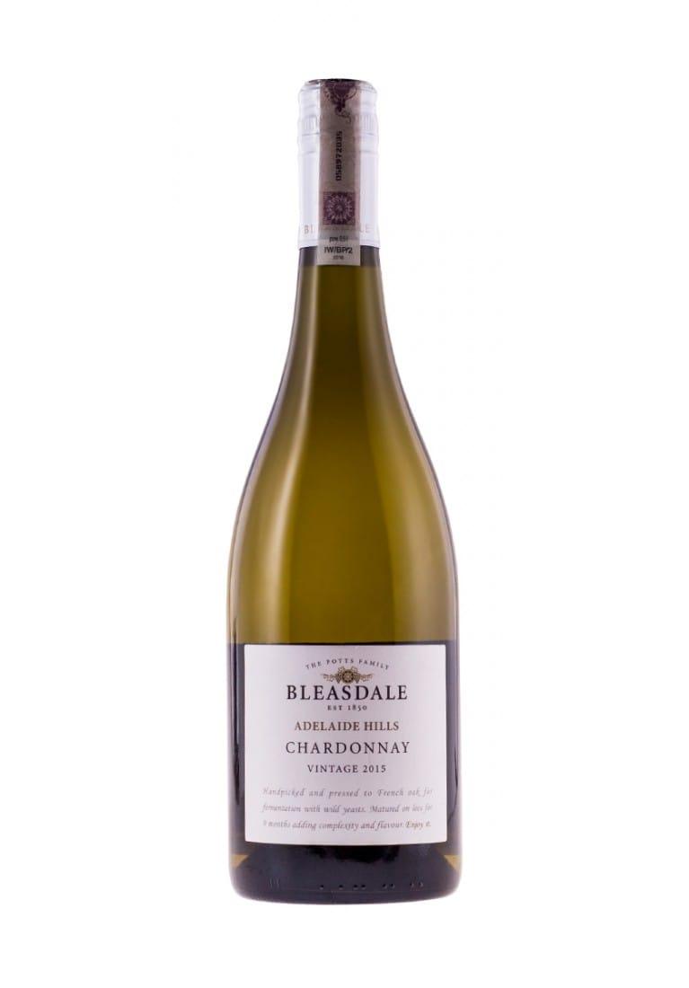Chardonnay, 2015, Adelaide Hills, Bleasdale - wine-express.pl