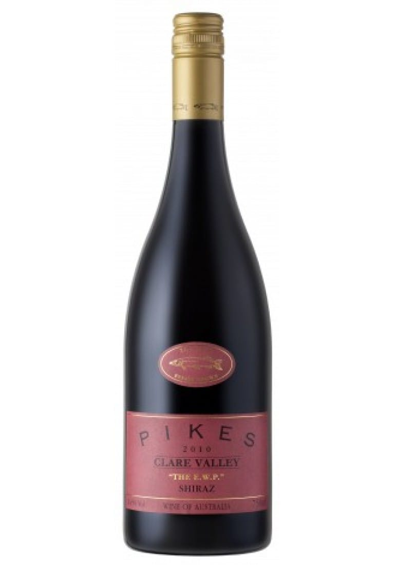 """The E.W.P."" Reserve Shiraz, 2015, Clare Valley, Pikes - wine-express.pl"