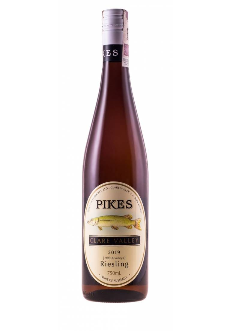"""Riesling """"Hills & Valleys"""", 2019, Clare Valley, Pikes - wine-express.pl"""