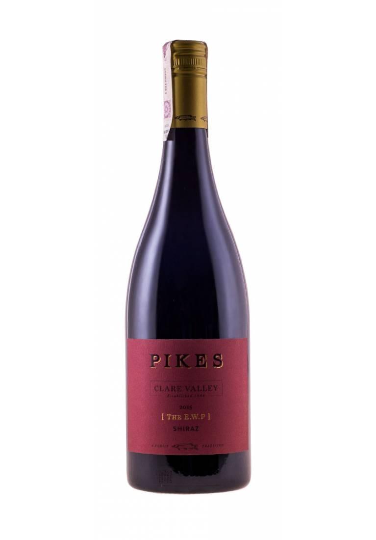 """The E.W.P."" Reserve Shiraz, 2015, Clare Valley, Pikes - wine-express.pl"