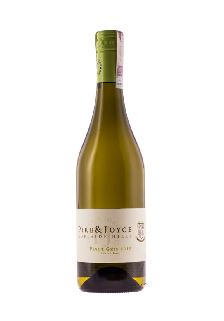 """""""Beurre Bosc"""" Pinot Gris, 2016, Adelaide Hills, Pike & Joyce - wine-express.pl"""