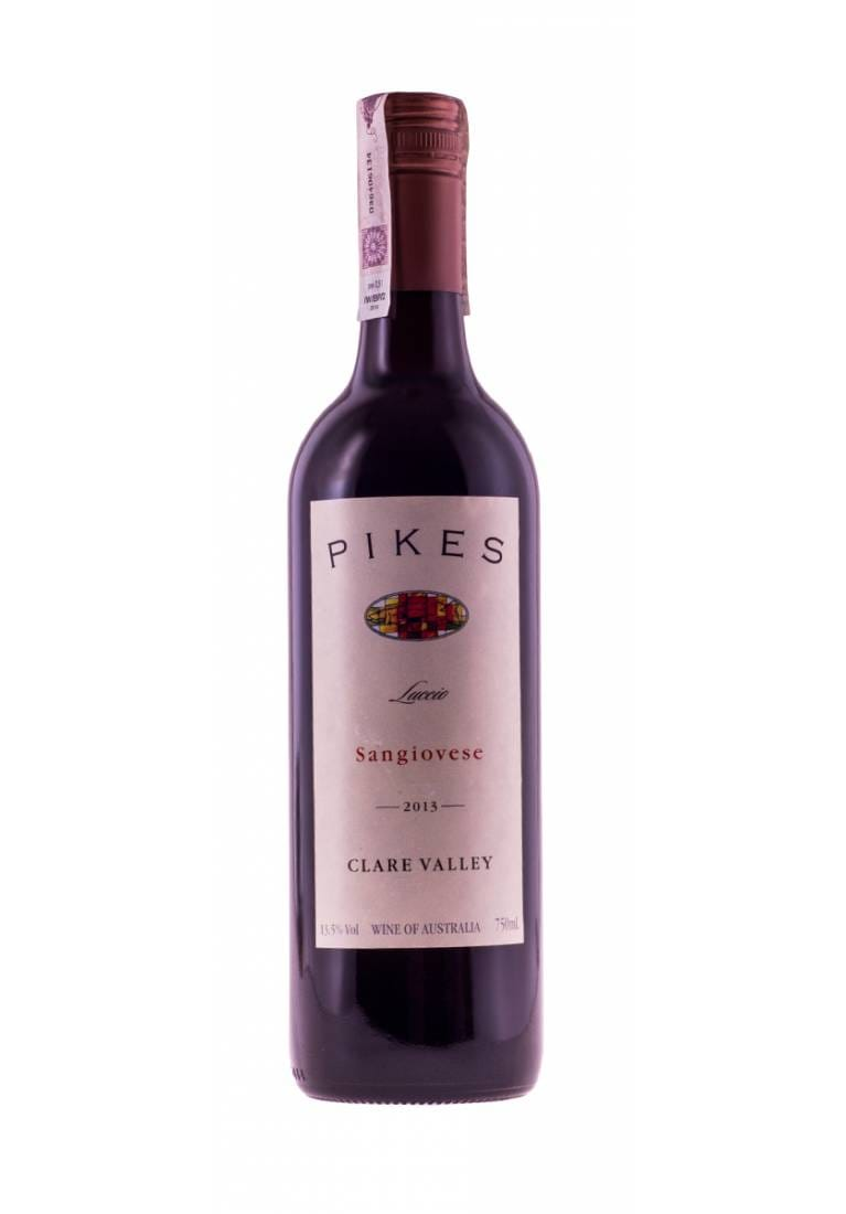 """Luccio"", Sangiovese, 2013, Clare Valley, Pikes - wine-express.pl"