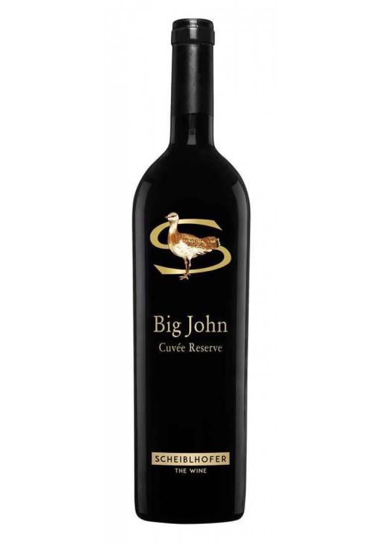 Big John, Cuvee Reserve, 2015, Burgenland, Scheiblhofer Winery