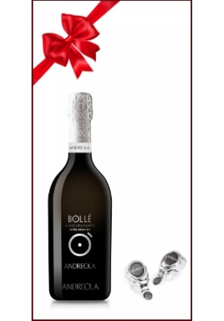 Zestaw win z całego świata + DARMOWA butelka Spumante Bolle oraz stopper