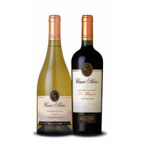 Zestaw Chardonnay & Carmenere, Gran Terroir, Casa Silva, Chile (3/3) + DARMOWA DOSTAWA
