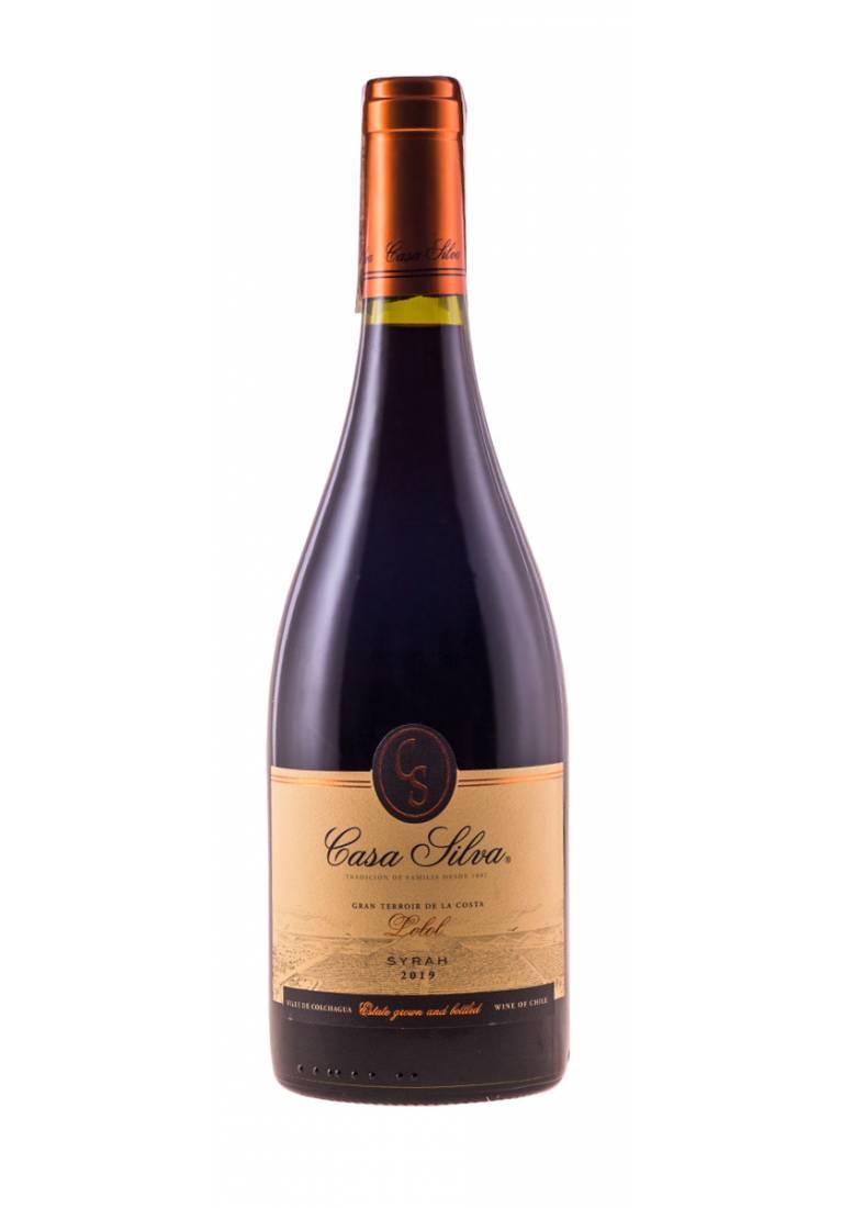 Syrah, Gran Terroir, Lolol, 2019, Casa Silva - wine-express.pl