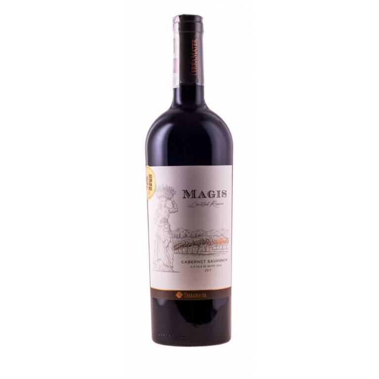 Magis, Cabernet Sauvignon, Limited Reserve, 2017, Maipo Valley, TerraMater Estate