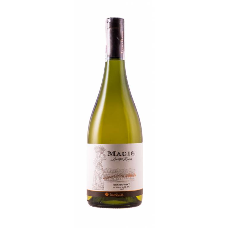 Magis, Chardonnay, Limited Reserve, 2017, TerraMater Estate