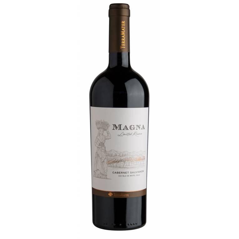 Magna, Cabernet Sauvignon, Limited Reserve, 2016, Maipo Valley, TerraMater Estate
