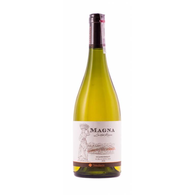 Magna, Chardonnay, Limited Reserve, 2015/2016, TerraMater Estate