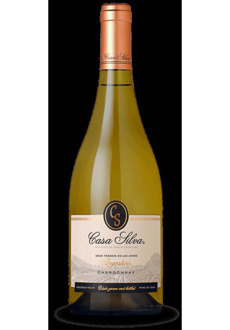 Chardonnay, Gran Terroir, Angostura, 2017, Casa Silva - wine-express.pl