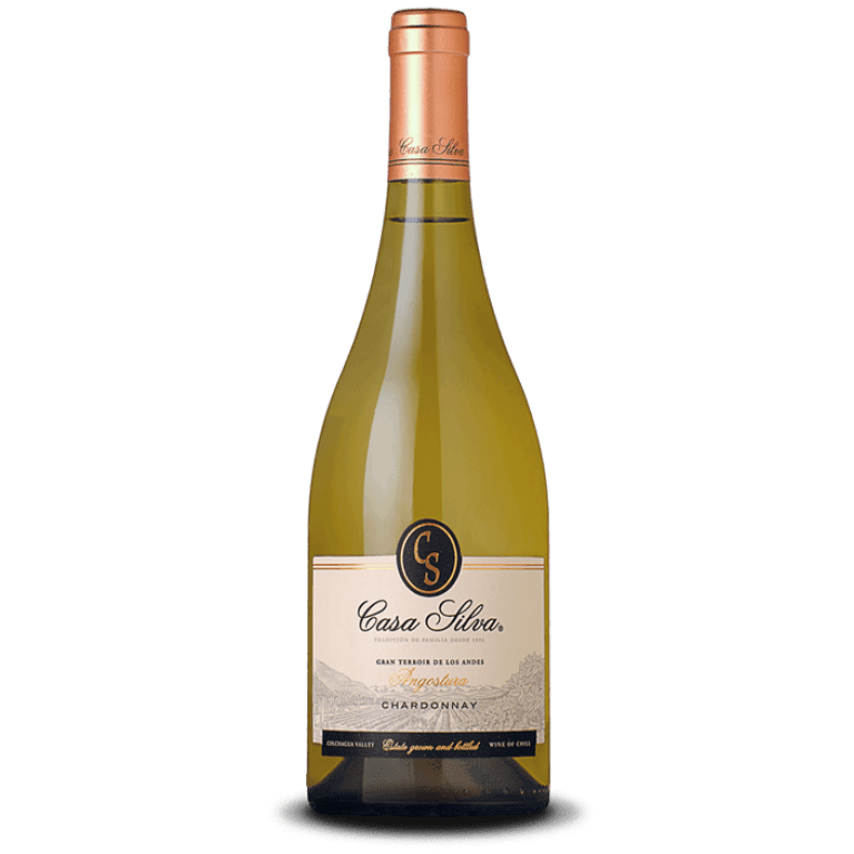 Chardonnay, Gran Terroir, Angostura, 2017/2018, Colchagua Valley, Casa Silva