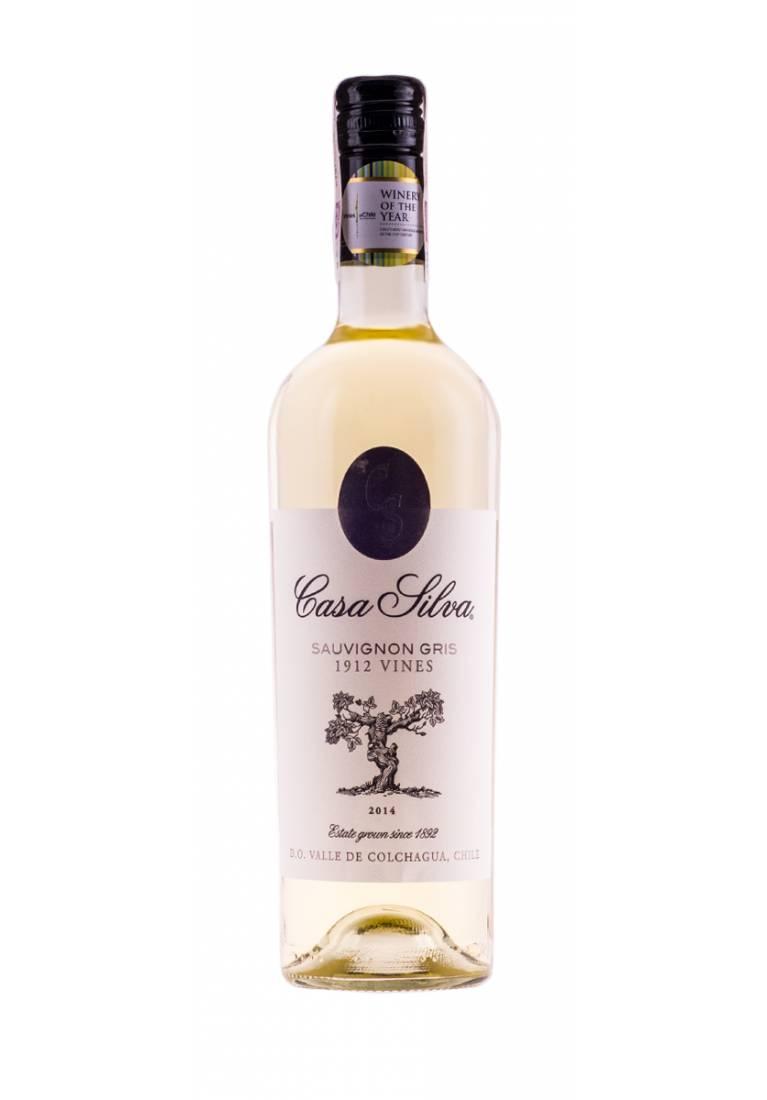 Sauvignon Gris, 2017, Casa Silva - wine-express.pl