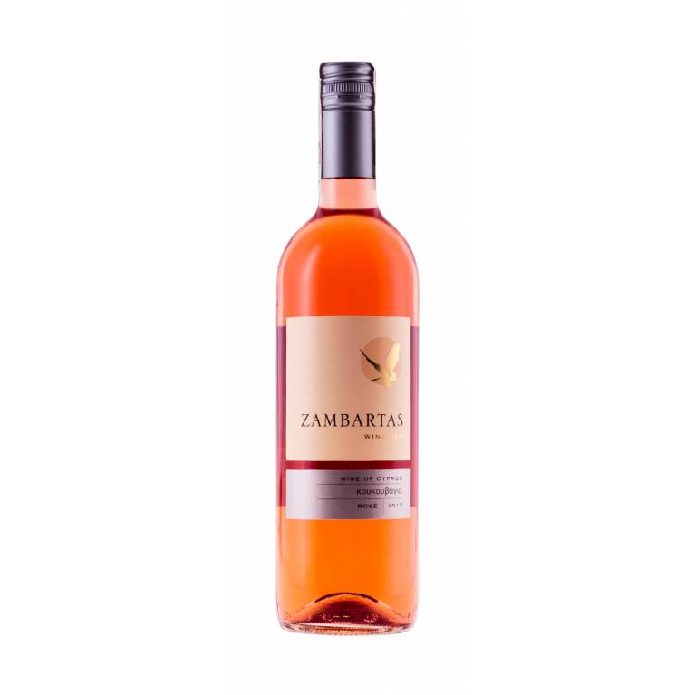 Koukouvagia rose, 2017, Krasochoria, Zambartas Wineries