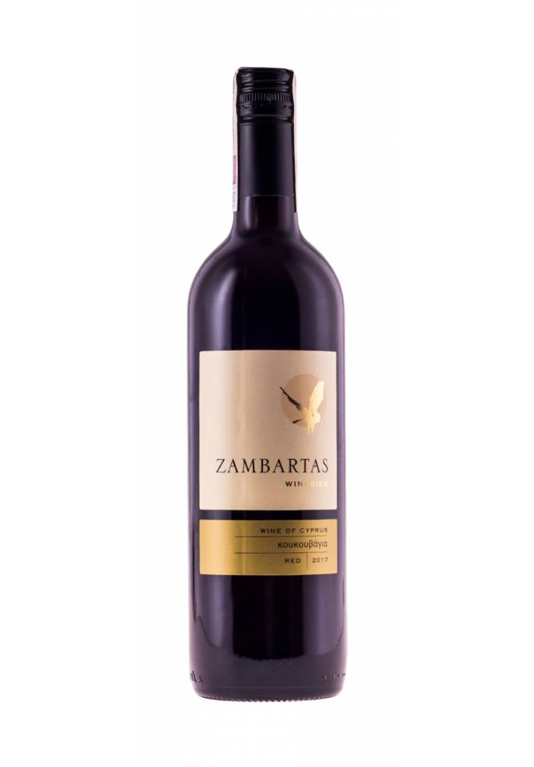 Koukouvagia red, 2017, Krasochoria, Zambartas Wineries
