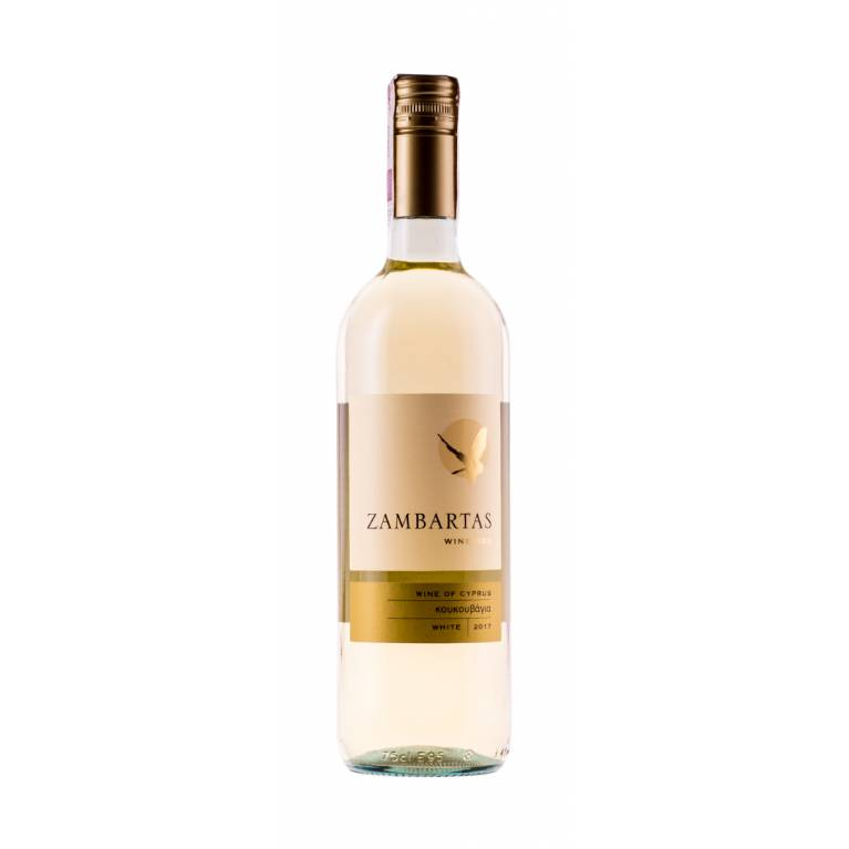 Koukouvagia white, 2017, Krasochoria, Zambartas Wineries