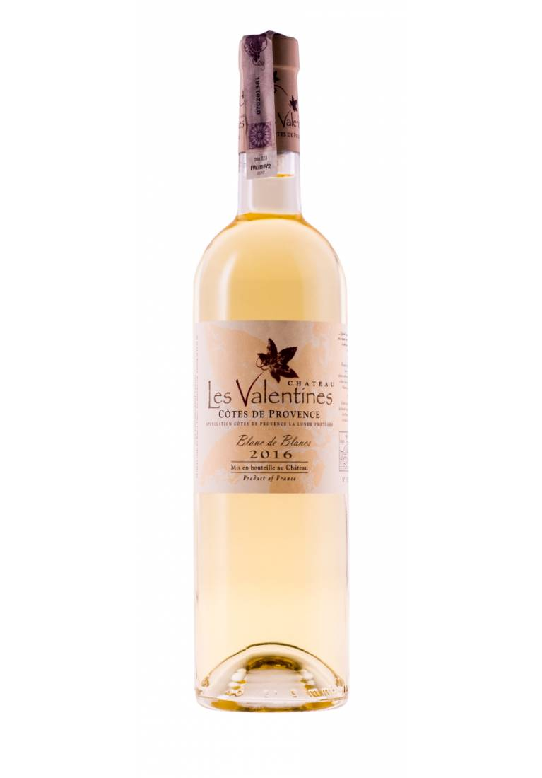 Blanc LL Bio, 2016, Provence, Chateau Les Valentines - wine-express.pl