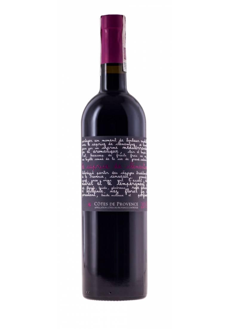 Caprice de Clementine, Charme Rouge, 2016, Provence, Chateau Les Valentines - wine-express.pl