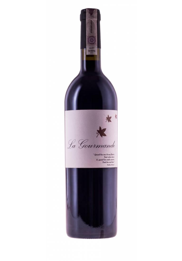 La Gourmande Rouge, 2013, Provence, Chateau Les Valentines - wine-express.pl