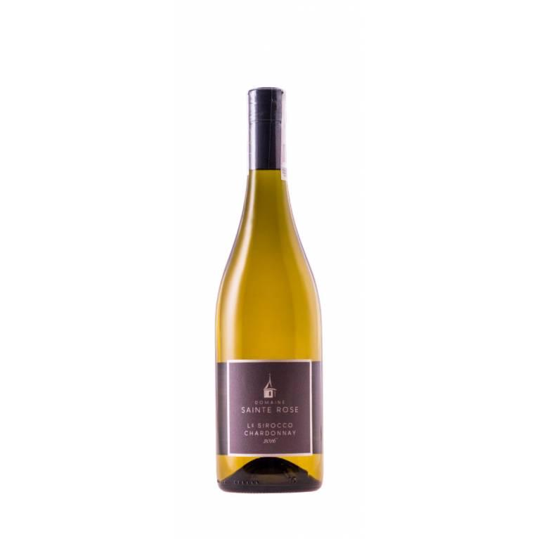 Le Sirocco Chardonnay, 2016, Langwedocja, Domaine Sainte Rose
