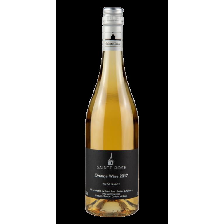 Orange wine, 2019, Langwedocja, Domaine Sainte Rose