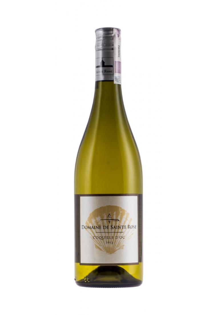 Le Coquille d Oc Blanc, 2015, Domaine Sainte Rose - wine-express.pl