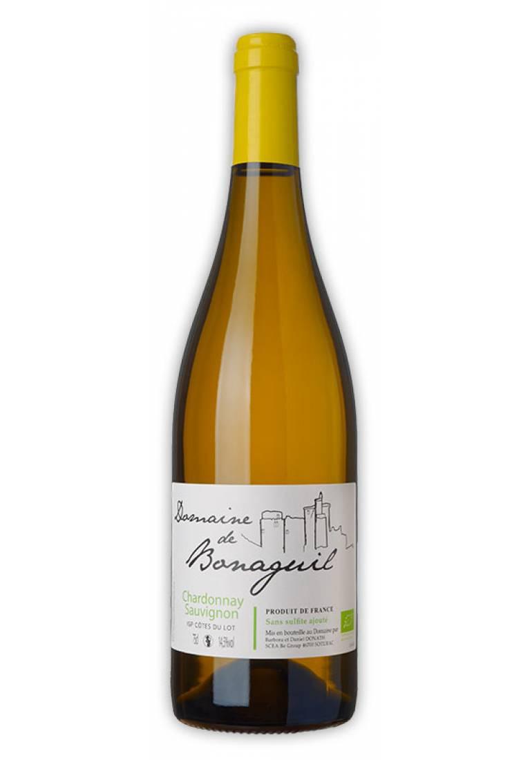 Chardonnay/Sauvignon, 2019, IGP Cotes du Lot Blanc, Domaine de Bonaguil