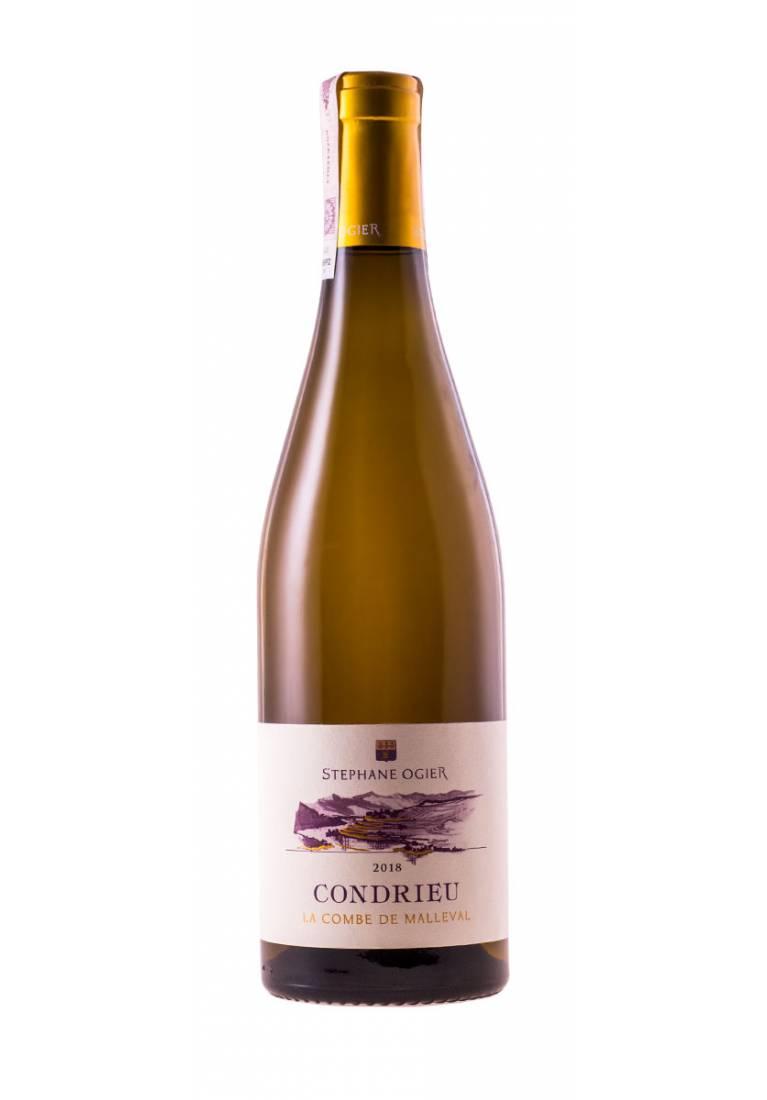 Condrieu La Combe de Malleval, 2018, M & S Ogier d Ampuis - wine-express.pl