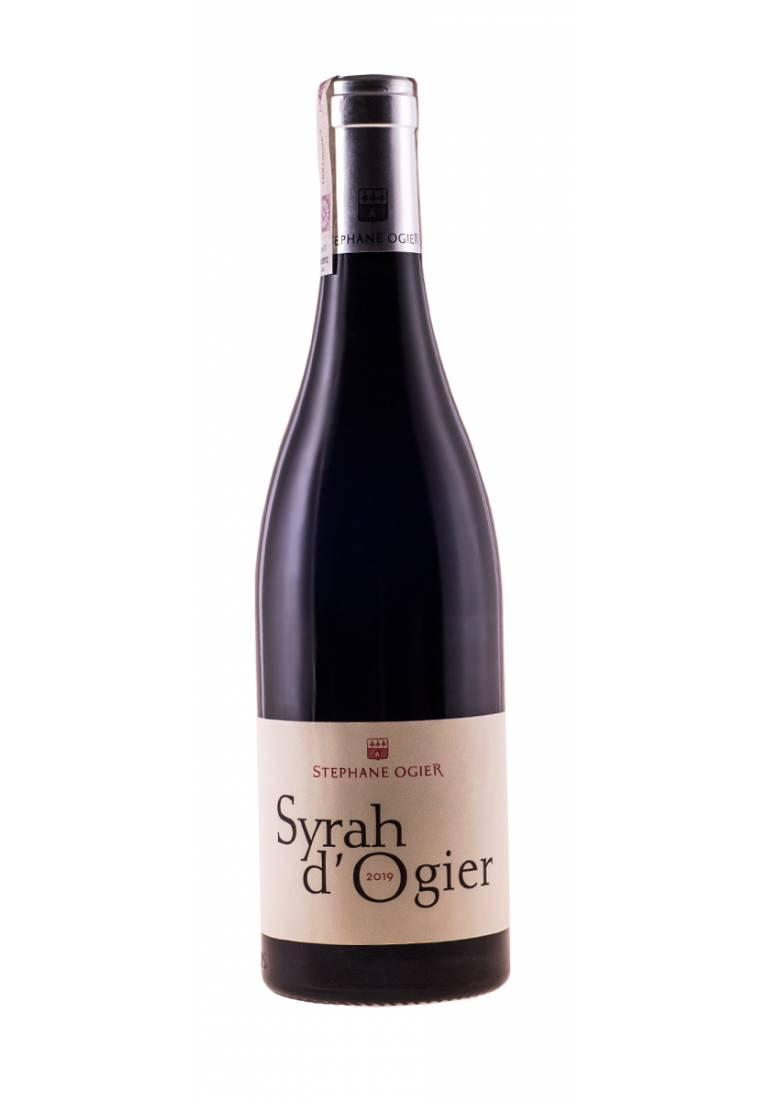 Syrah, 2018, Domaine M & S Ogier d Ampuis - wine-express.pl