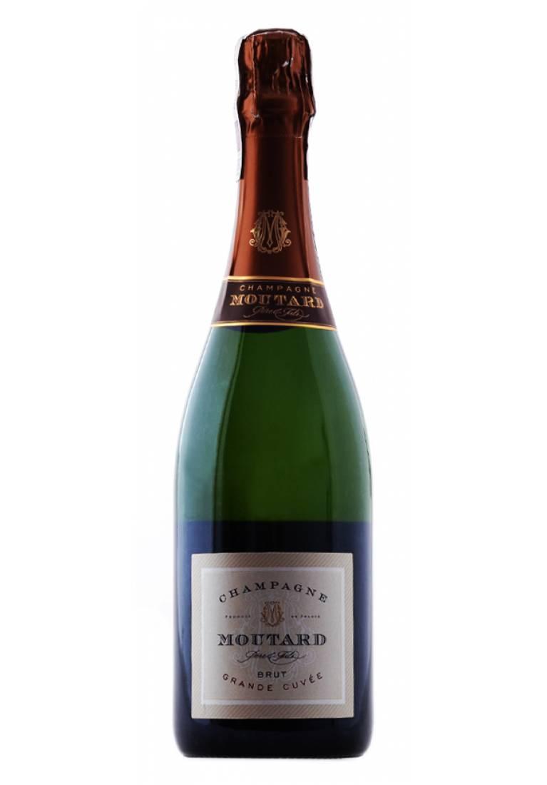 Brut, Grande Cuvee, Moutard Pere et Fils - wine-express.pl