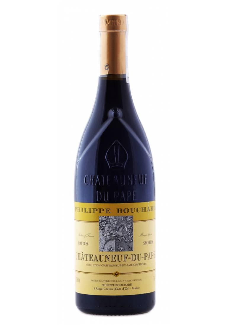 Chateau-Neuf-du-Pape, 2011/2015, Philippe Bouchard et Fils - wine-express.pl