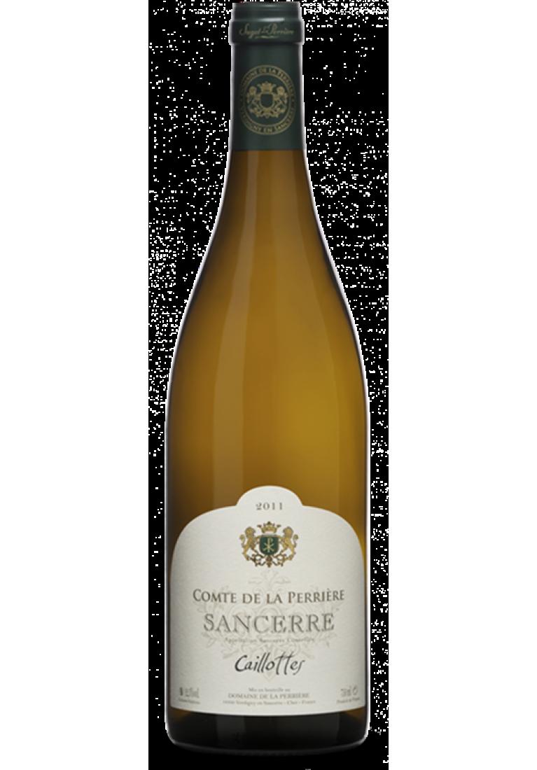 Comte de la Perriere - Caillottes, 2015, Sancerre, Dolina Loary, Saget la Perriere - wine-express.pl