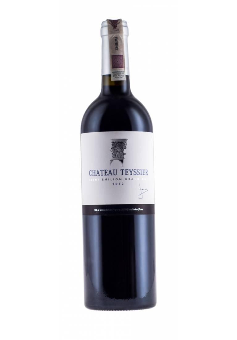 Chateau Teyssier, Saint Emilion Grand Cru, 2014, Bordeaux - wine-express.pl