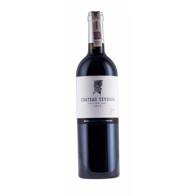 Chateau Teyssier, Saint Emilion Grand Cru, 2015, Bordeaux