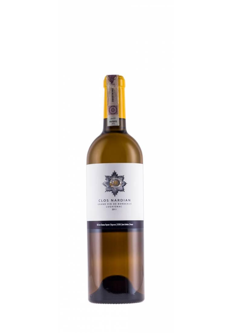 Clos Nardian, Saint Aubin de Branne, 2012, Chateau Teyssier - wine-express.pl
