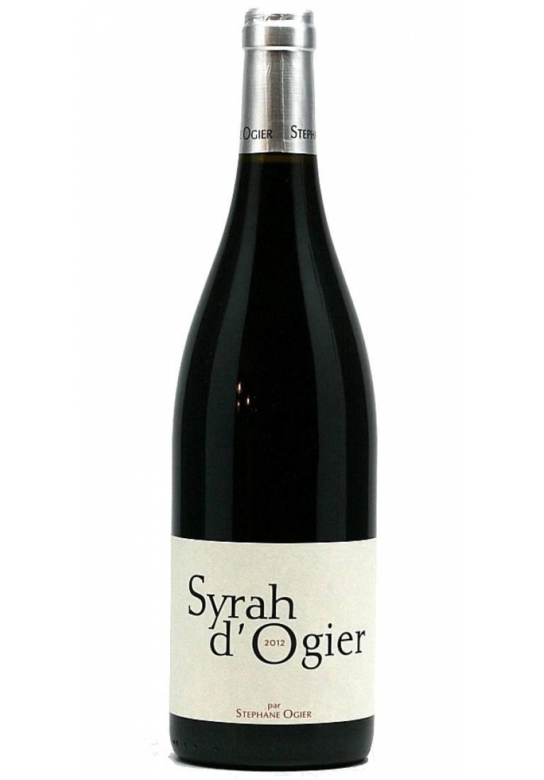 Syrah, 2017, Domaine M & S Ogier d Ampuis - wine-express.pl