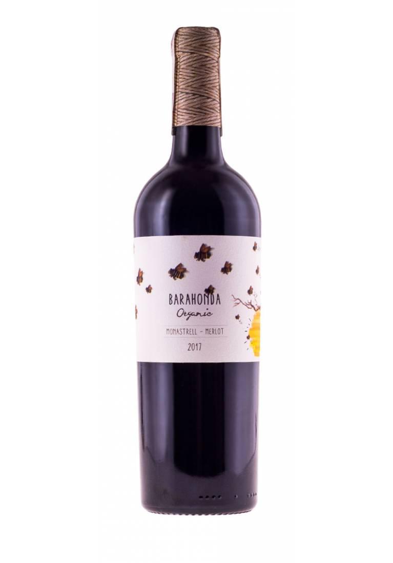 Organic, Monastrell/Merlot, 2017/2018, Yecla, Senorio de Barahonda - wine-express.pl