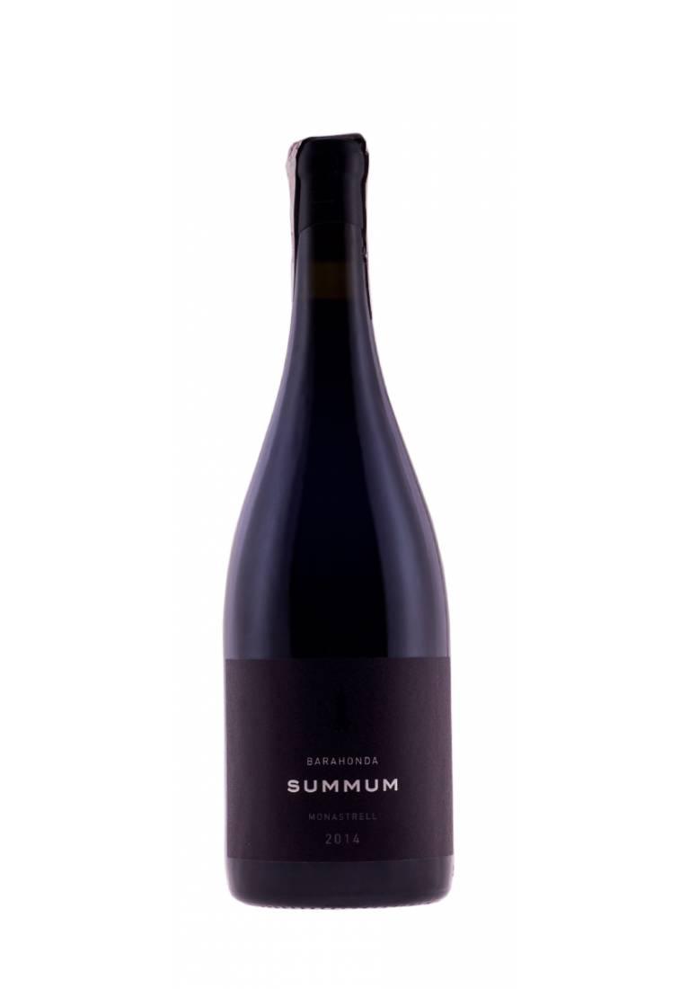Monastrell, Summum, 2014/2015, Yecla, Senorio de Barahonda - wine-express.pl