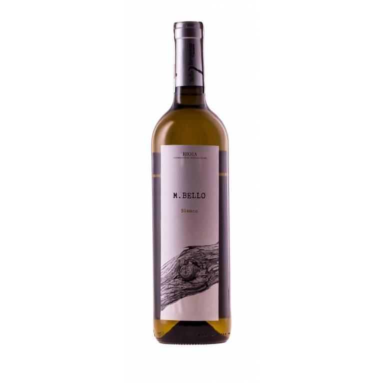 Blanco, 2018, Rioja, Bello Berganzo